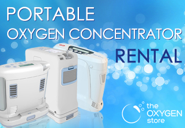 Portable Oxygen Concentrator Rental